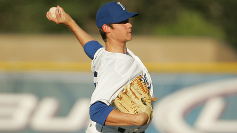 Colin Rodgers owns a 1.23 ERA over 14 2/3 innings in four pro starts.