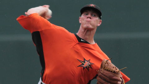 Dylan Bundy earned his first win since June 28 on Wednesday.